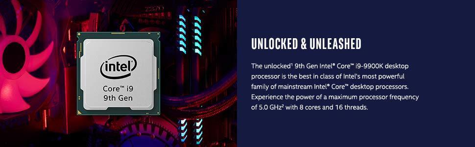 Buy the Intel Coffee Lake Core i9 9900K 8 Core 3 6Ghz 16MB LGA 1151 8  Core/    ( BX80684I99900K ) online