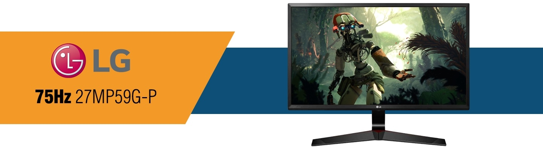 Buy the LG 75Hz Fast Gaming Monitor at PB Tech