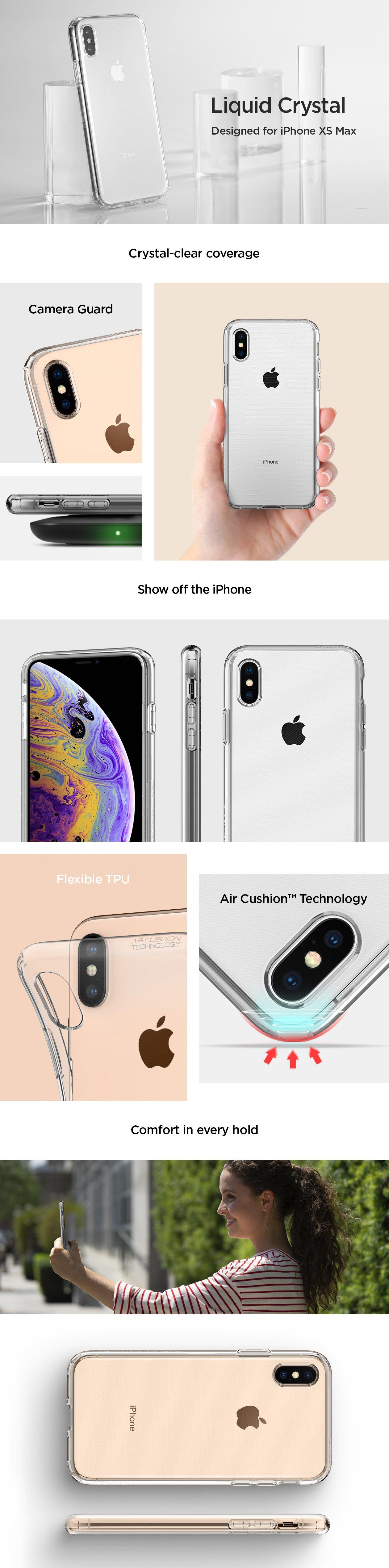03f9a01f2bec Showcase the new iPhone with long-lasting clarity - Stays watermark-free  with innovative dot pattern - Mil-grade certified with Air Cushion  Technology®