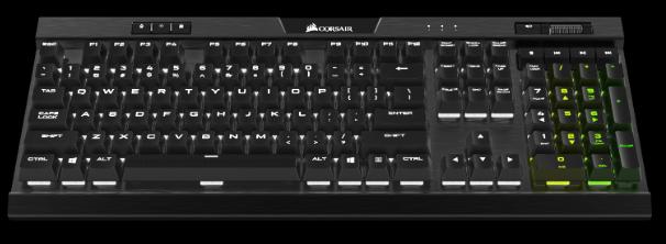 Buy the Corsair Gaming K70 MK 2 RGB Mechanical Keyboard - Cherry MX Brown (  CH-9109012-NA ) online