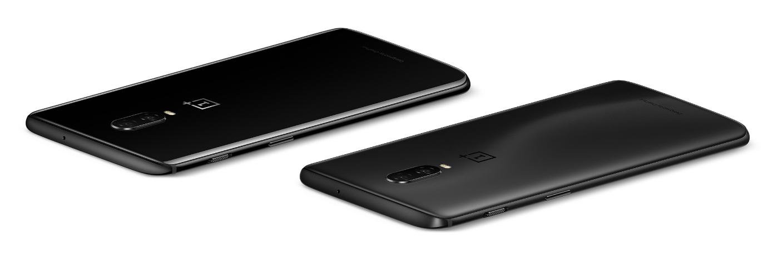 Buy the OnePlus 6T 8GB+128GB Dual SIM Smartphone - THUNDER