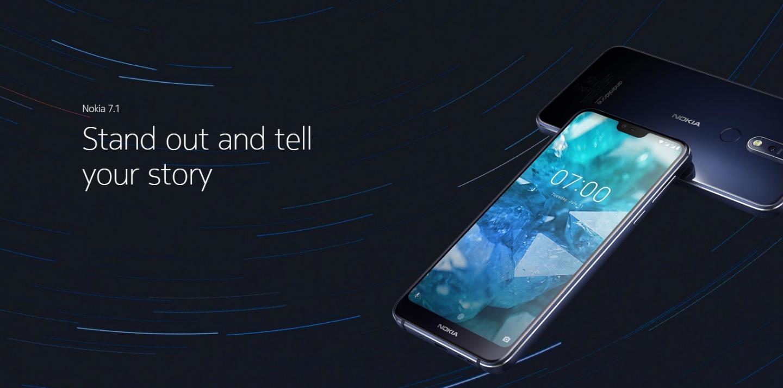 Buy The Nokia 71 32gb Smartphone Steel Hdnok71st Online Segotep Ramadan 5 Features