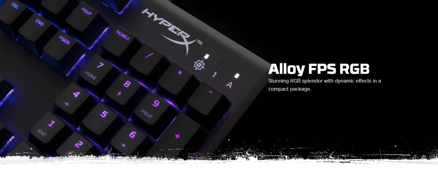 ff25dfe1a03 Buy the HyperX Alloy FPS RGB Mechanical Gaming Keyboard - Kailh ...