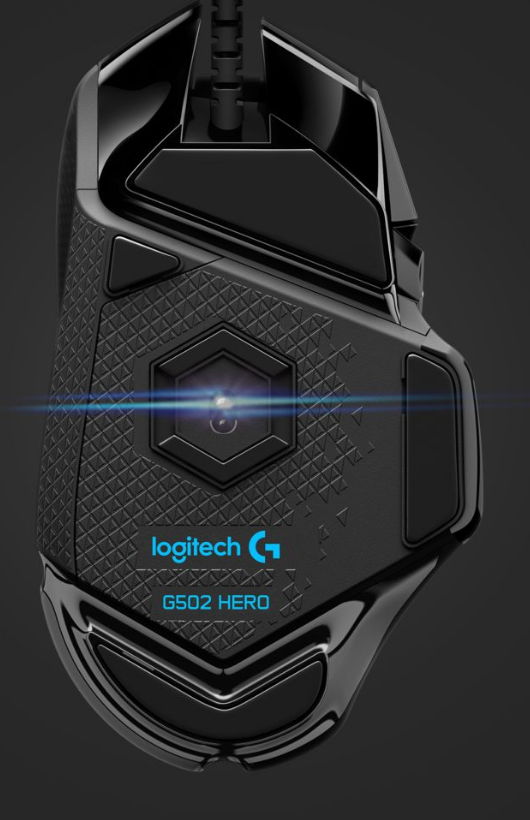 Buy the Logitech G502 Hero High Performance Wired RGB Gaming Mouse, New  HERO    ( 910-005472 ) online