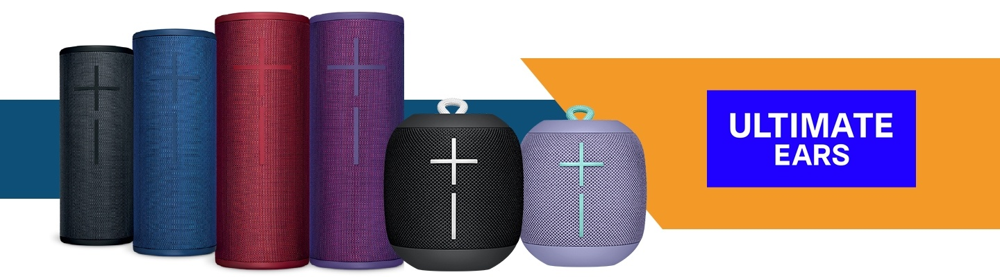 Best in Bluetooth Speakers UE BOOM 3 and more at PB Tech