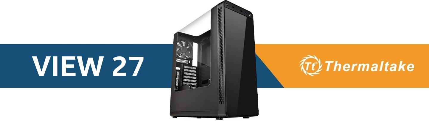 Picture of ThermalTake View 27 Gaming PC case at PB Tech