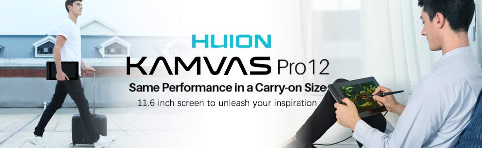 Huion Tablet Release Dates