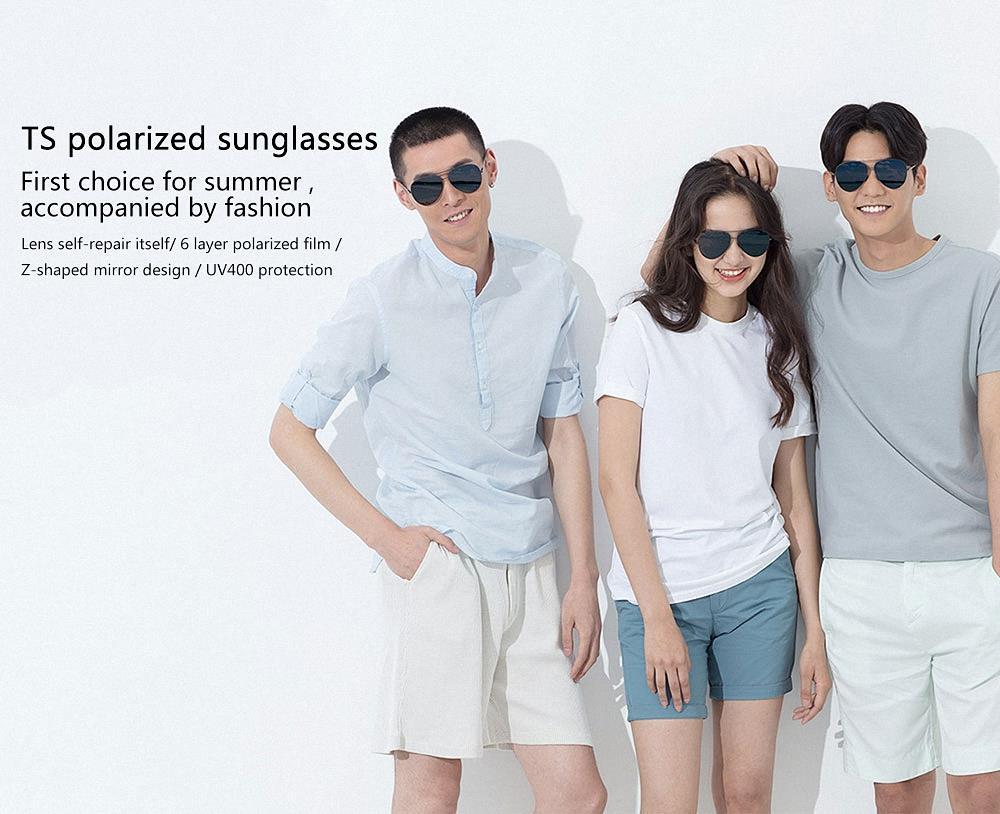 003859bd416 Buy the Xiaomi Mi UV400 Sunglasses 6 Layer Polarized Lens Coating ...