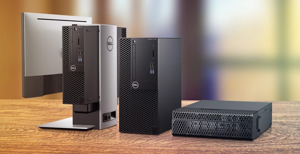 Buy the Dell Optiplex 3060 SFF Series i3-8100 3 6 GHz, 8GB RAM, 1TB
