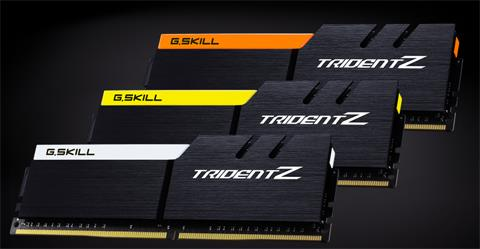 Buy the G SKILL Trident Z DC F4-3200C14D-64GTZDCB 64GB RAM (2 x 32GB