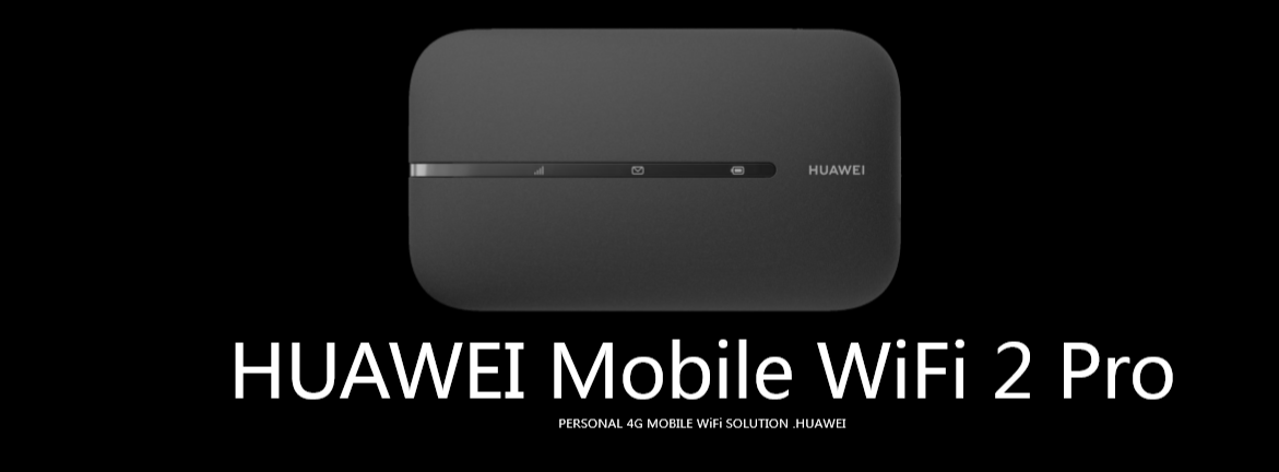 Buy the Huawei E5783B 4G/LTE CAT6 Mobile Wi-Fi 2 Pro with 1500mAh