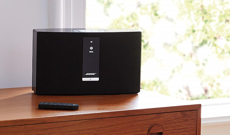 Buy the Bose SoundTouch 20 wireless music system - black ( 738063