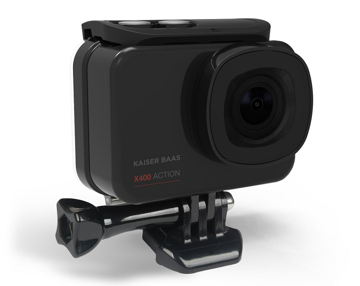 Buy the Kaiser Baas X400 ActionCam 4K with 30FPS 14MP WiFi
