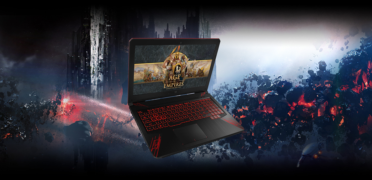 Buy the ASUS FX504GD GTX 1050 Gaming Laptop 15 6