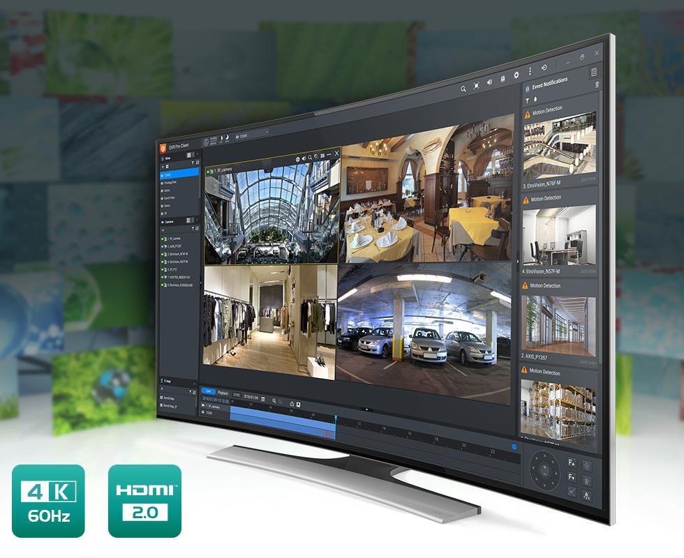 Buy the QNAP TVS-972XU-i3-4G NAS, 1U Rack, 4x 3 5