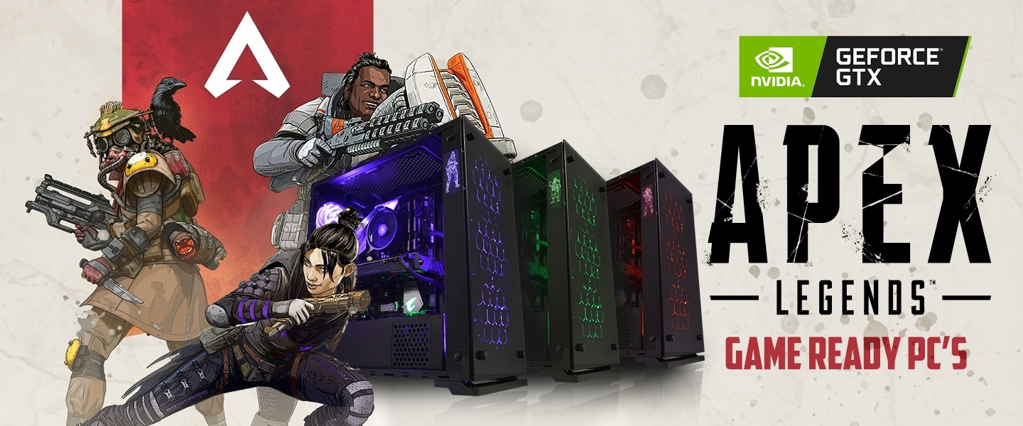 Best Value Gaming PC - Built by YOU! - PBTech co nz