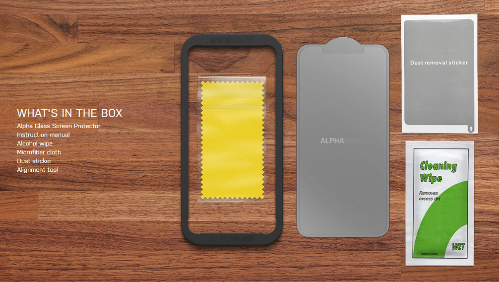 separation shoes e3f07 a6875 Buy the OtterBox iPhone X/Xs Alpha Glass Screen Protector, Ultra ...