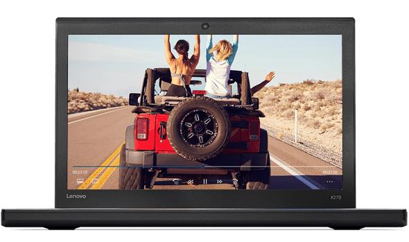 Buy the Lenovo ThinkPad X270 Business Laptop 12 5