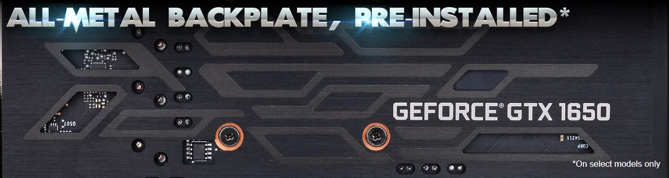 Buy the EVGA GeForce GTX 1650 XC Gaming Edition 4GB GDDR5 Graphics Card  ,    ( 04G-P4-1153-KR ) online
