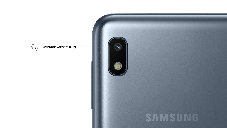 Buy the Samsung Galaxy A10 (2019) Smartphone 32GB Blue