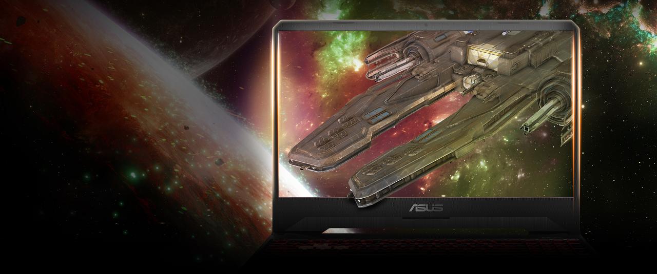 Buy the ASUS TUF FX505DD-BQ089T GTX 1050 Gaming Laptop 15 6
