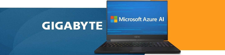 Picture of Gigabyte Aero RTX Gaming Laptop at PB Tech