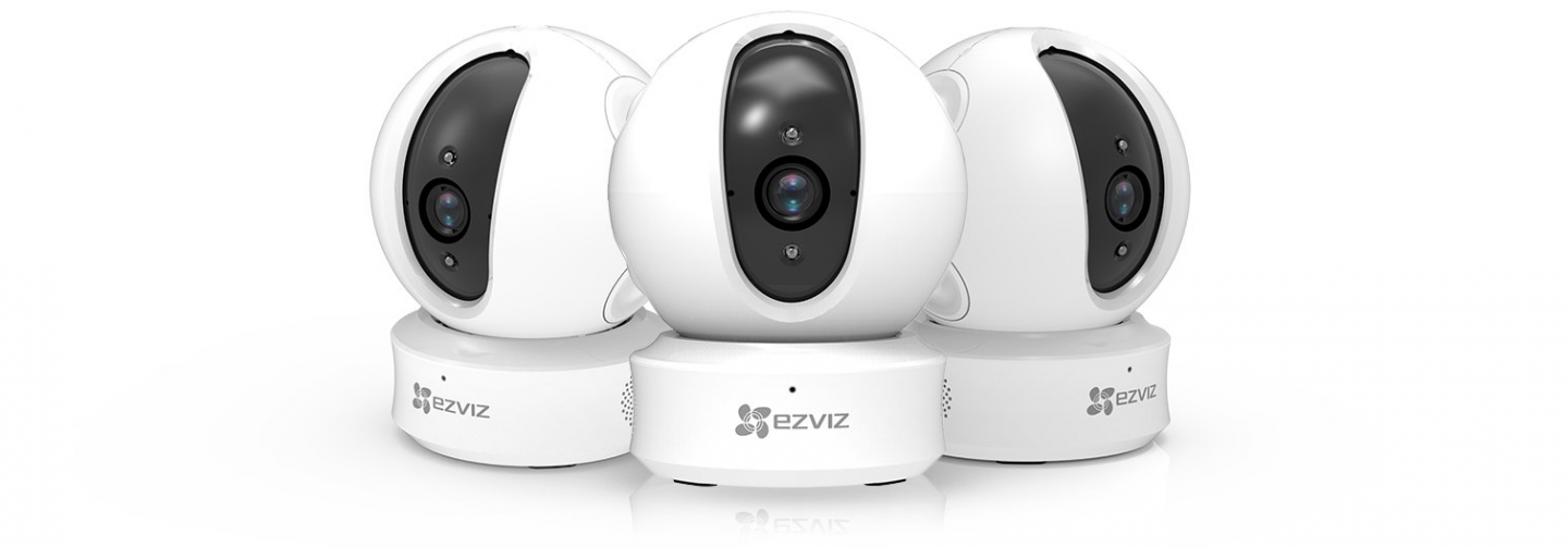 Buy the EZVIZ ez360 Indoor Cloud Wi-Fi IP Camera, 720p/H 264