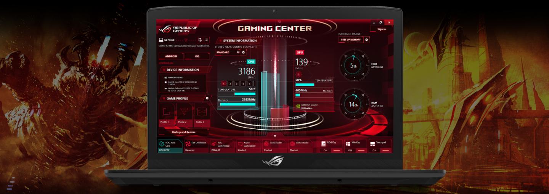 Buy the ASUS ROG GL703 GTX 1060 Gaming Laptop 120Hz 17 3