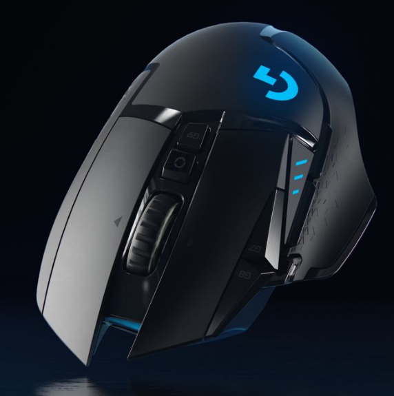 Buy the Logitech G502 Lightspeed Wireless Gaming Mouse With