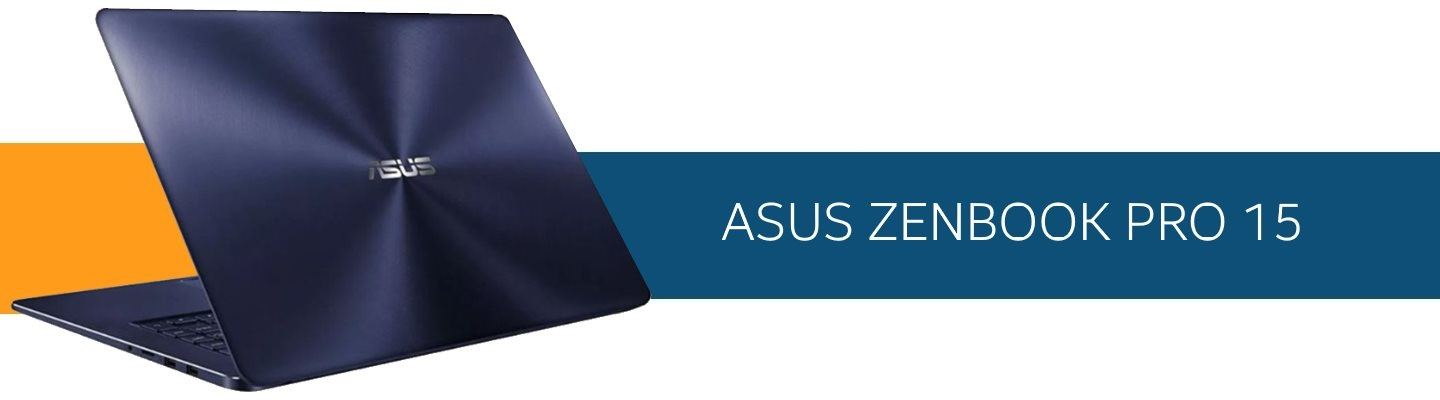 Picture of Asus Zenbook Pro 15 at PB Tech