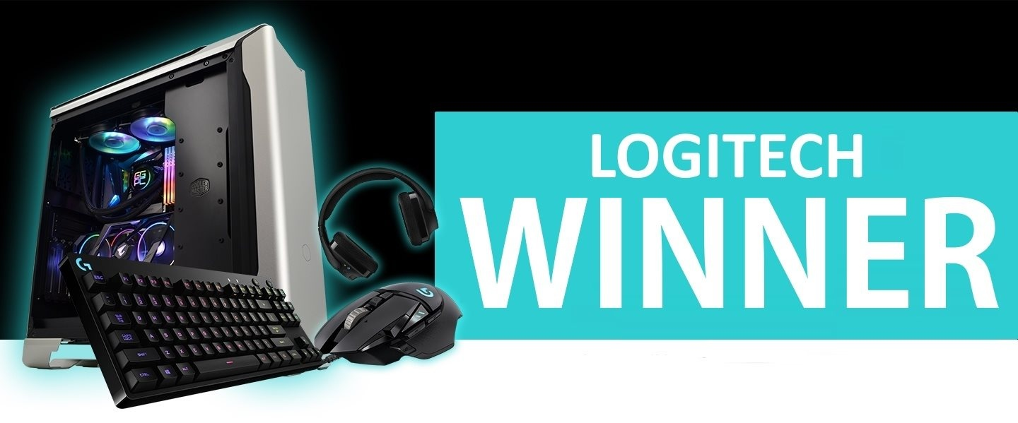 Logitech GGPC Monthly Winner