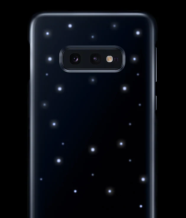 Buy the Samsung Galaxy S10 LED Protective Case - White ( EF