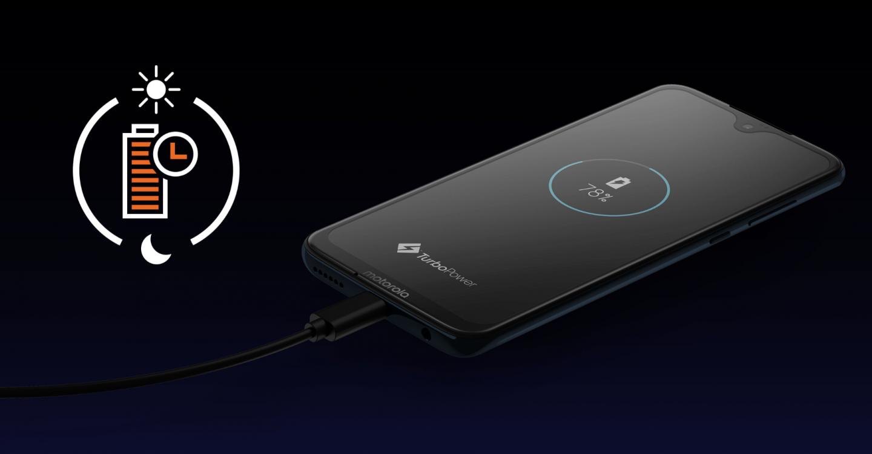 Buy the Motorola Moto G7 Plus Dual SIM Smartphone 4GB+64GB