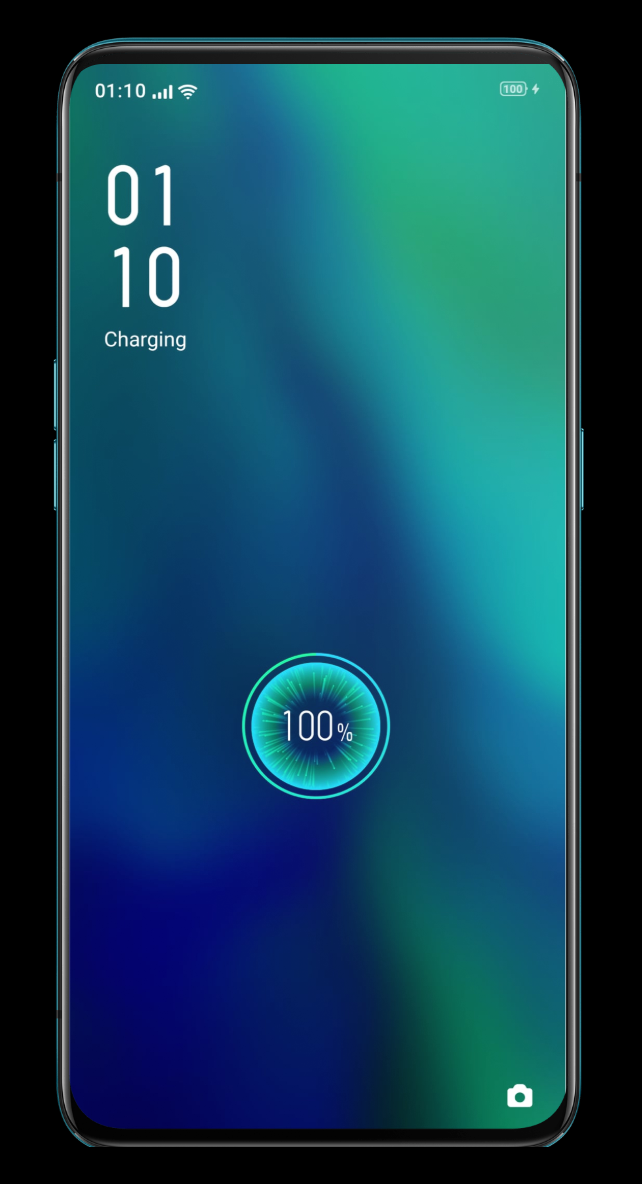 Buy the OPPO Reno 10x Zoom Dual SIM Smartphone 8GB + 256GB