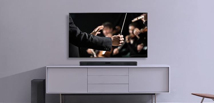 Buy the LG SL4Y 300W 2 1 Channel Sound Bar with Adaptive Sound