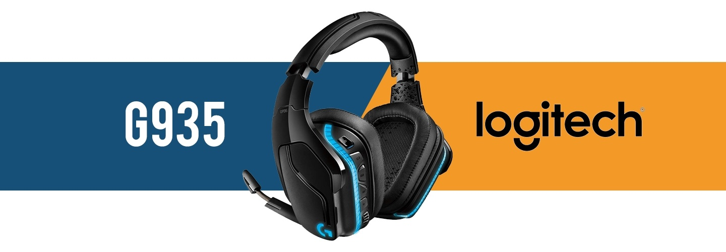 Picture of Logitech G935 Wireless Gaming Headset