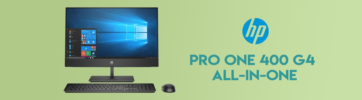 HP ProOne 400 G4 All-in-one PC - AIOs for Education / Schools