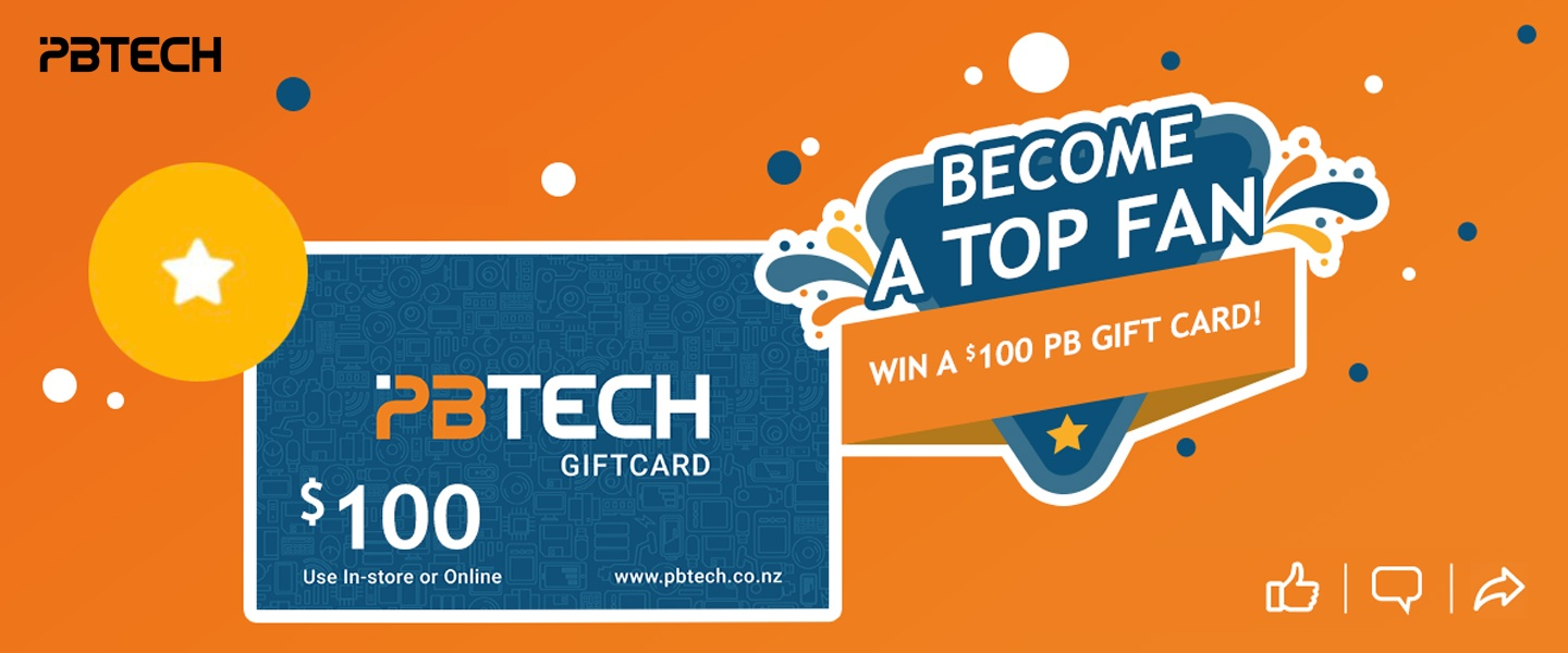 Monthly Facebook Top Fan Incentive Pbtech Co Nz