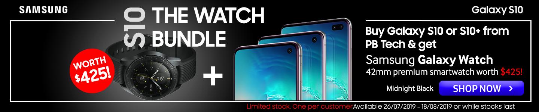 Buy the Samsung Galaxy S10+ SM-G975F Smartphone 8GB + 128GB Prism