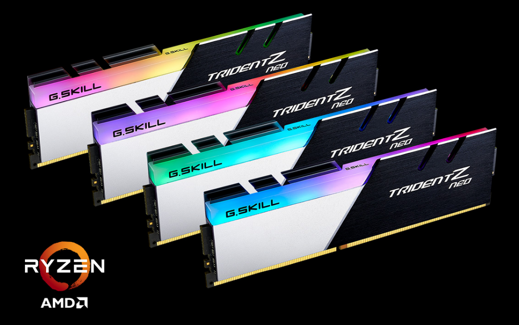 Buy the G SKILL Trident Z Neo RGB F4-3600C16D-16GTZN 16 GB