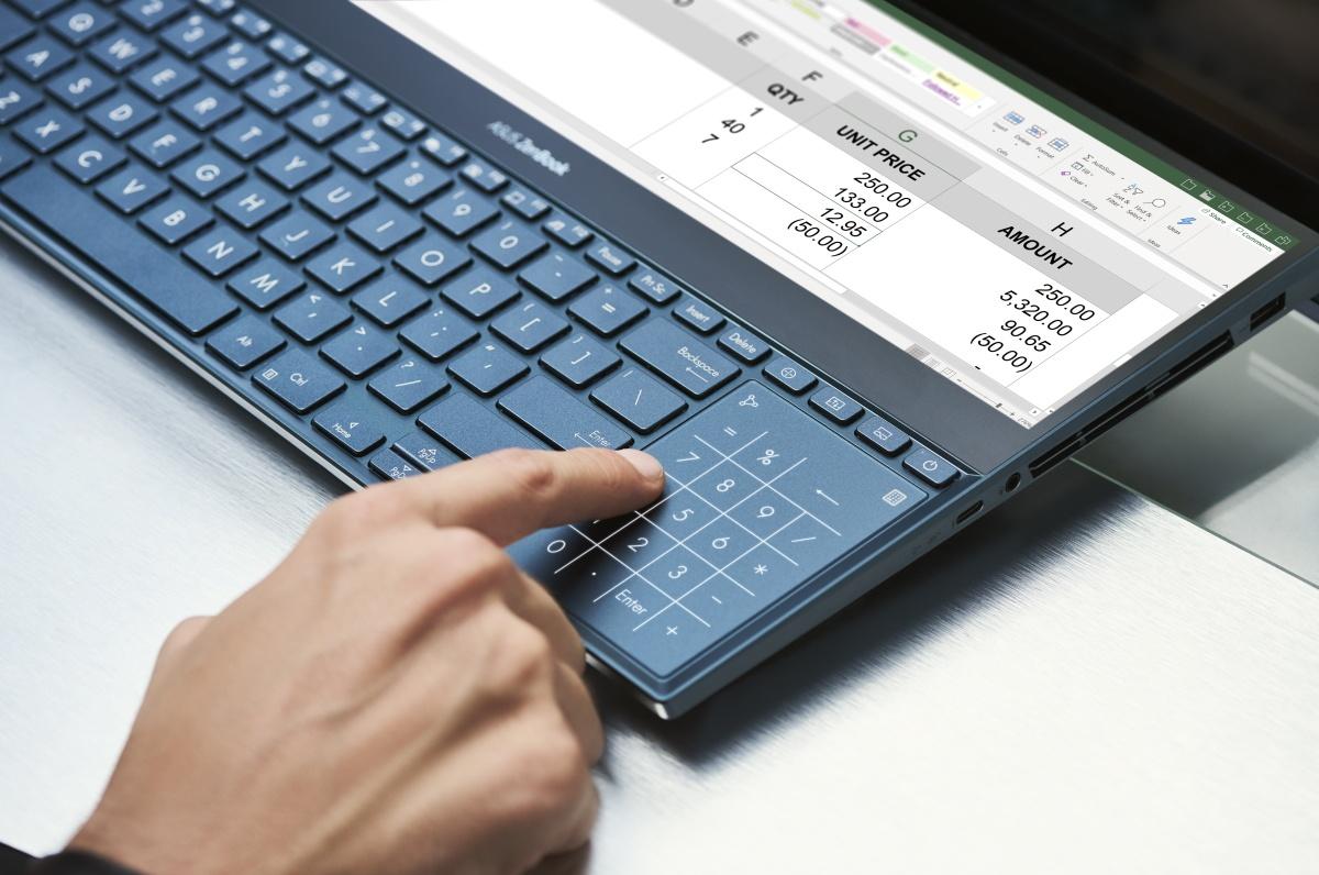 Buy the ASUS ZenBook Pro Duo UX581GV Dual Screen RTX 2060