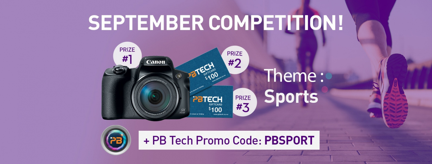 Picture of August Prizes in the PB Photo Competition
