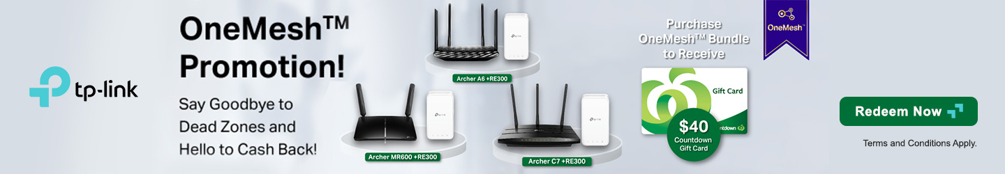 Buy the TP-Link OneMesh Archer C7 Wi-Fi Router, Dual-Band