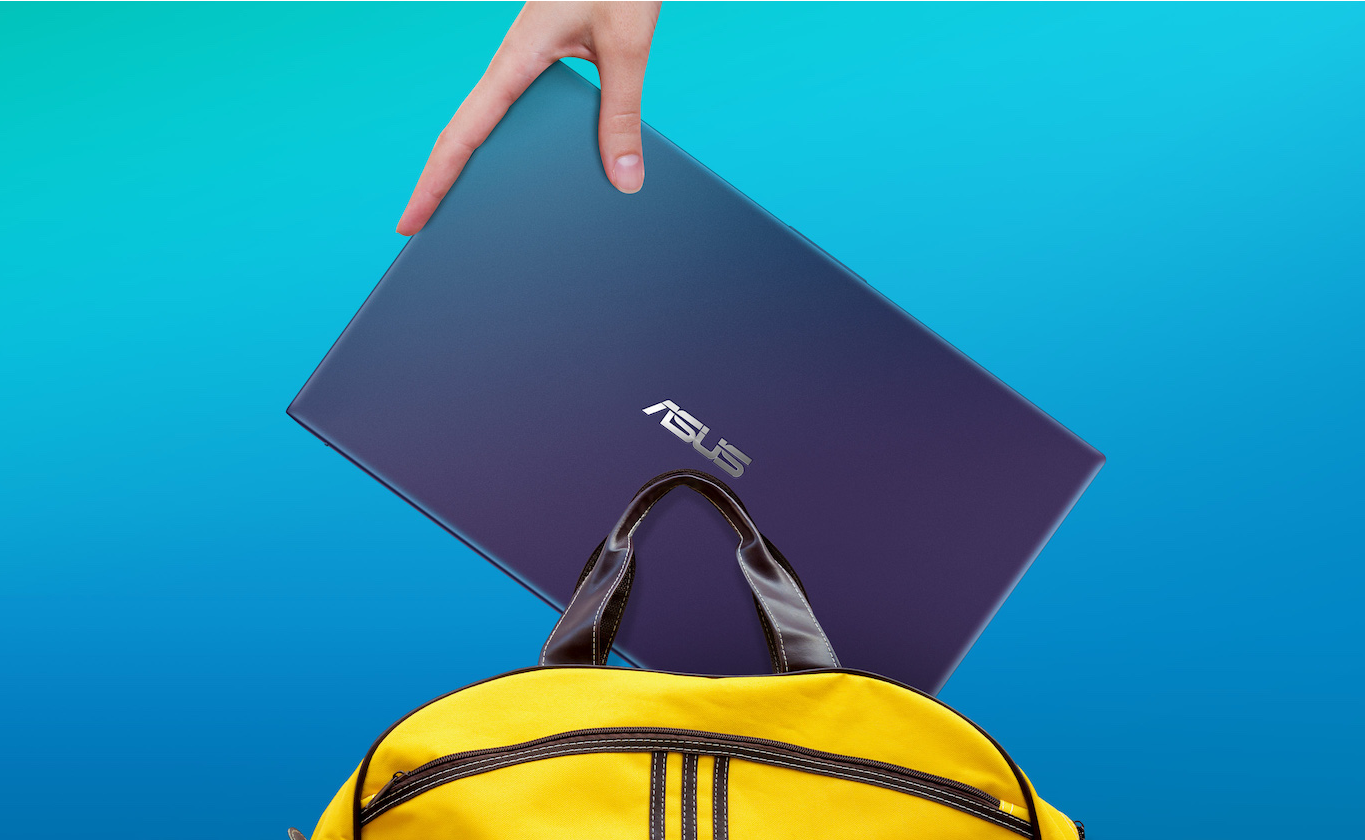 Image result for asus vivobook 15 Lightweight for On-the-Go Life moves fast, and you'll need a laptop that won't weigh you down. VivoBook 15 has compact, travel-friendly dimensions and weight- simply slip it in your bag for true on-the-go computing.