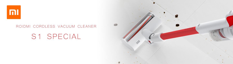 Roidmi Cordless Vacuum Cleaner S1 Special