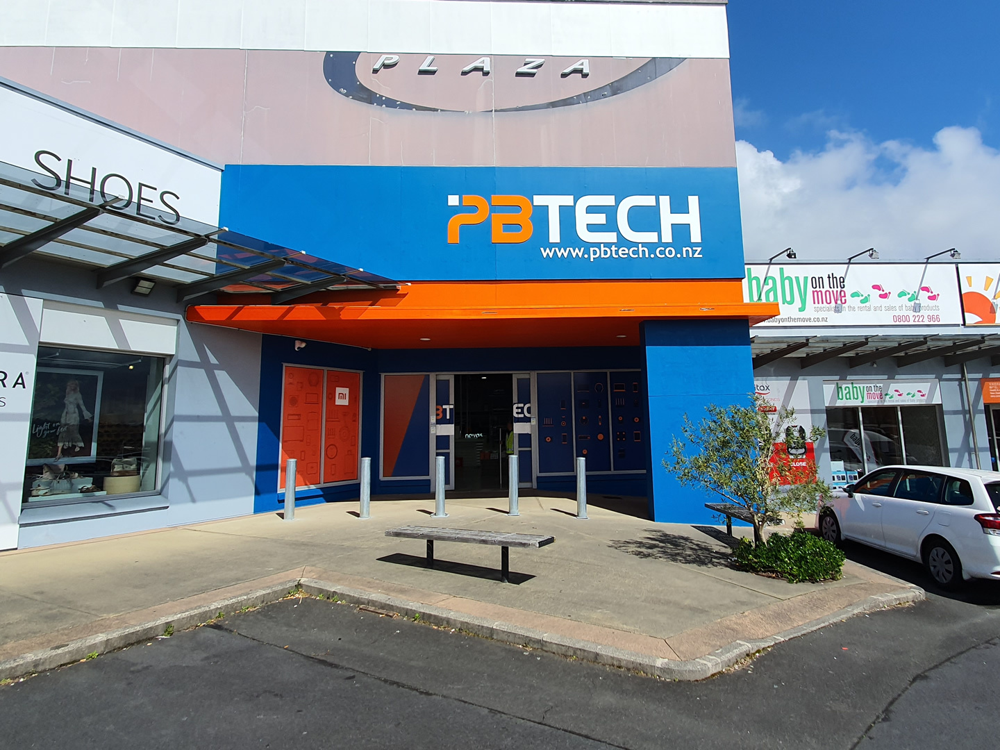 Pb Tech Albany Store Pbtech Co Nz