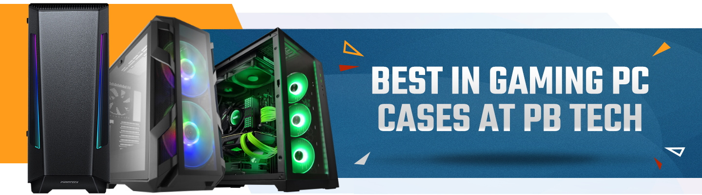 Picture of Gaming PC Cases at PB Tech