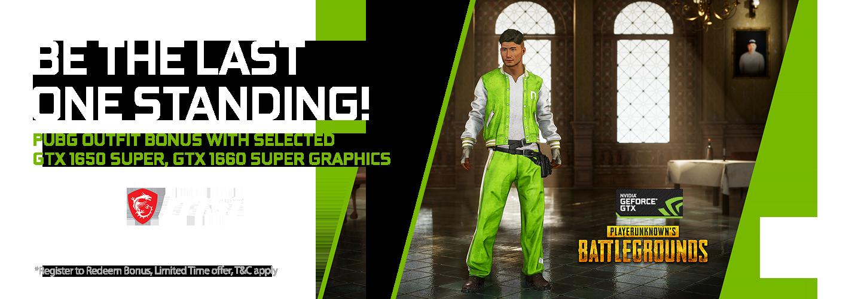 Nvidia GTX Outfit Bonus - PBTech co nz