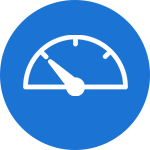 slow performance icon