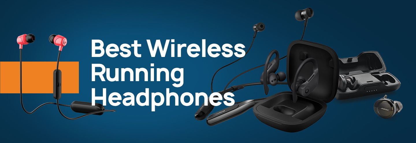 Picture of the best in wireless running sports headphones at PB Tech NZ